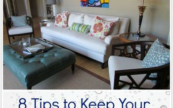 8 Tips to Keep Your Home Clean Longer