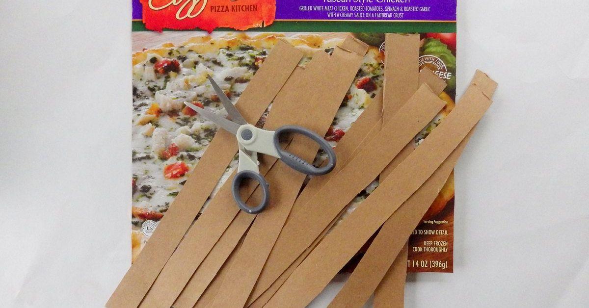 Diy Cardboard Pumpkin Craft Hometalk