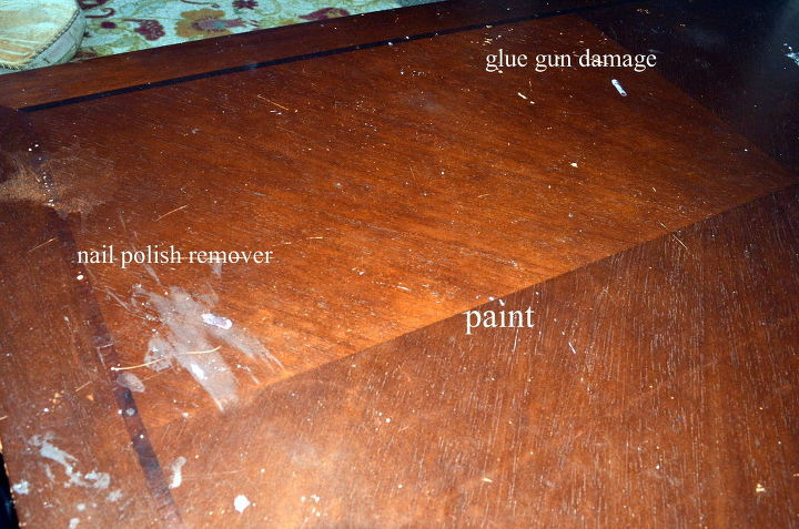 diy planked table top cover that is removable for your existing table, diy, painted furniture