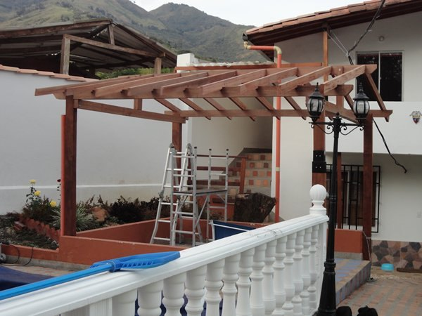 rebuilding a gazebo kiosko, decks, outdoor living, porches, woodworking projects