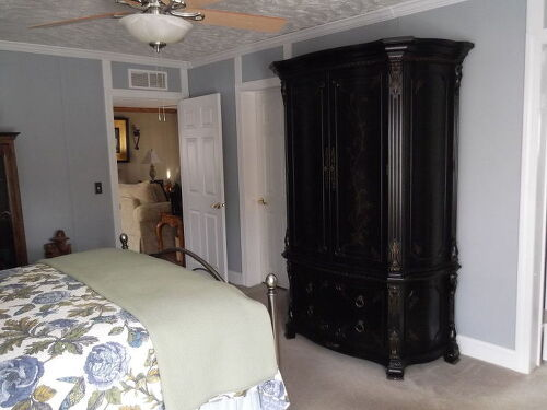 How To Redo Walls And Cabinets In My Mobile Home Hometalk