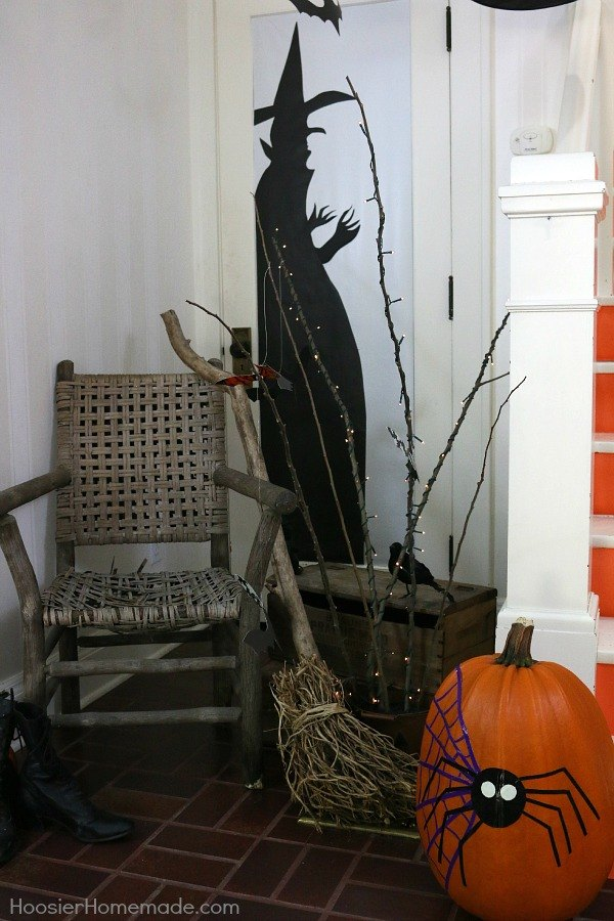 Homemade Halloween Decorations   Hometalk