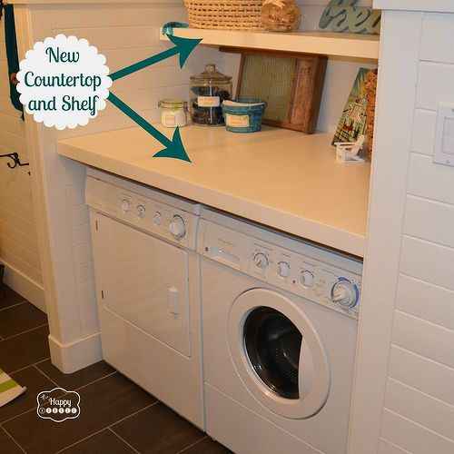 kitchen cabinet washing machine anyone ideas for hiding a washer and dryer in a small 5859