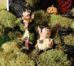 Halloween Miniature Garden Hometalk