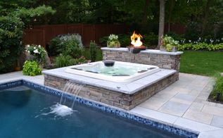 how to determine the best hot tub to buy, landscape, outdoor living, spas
