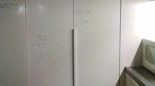 , Closed cupboard