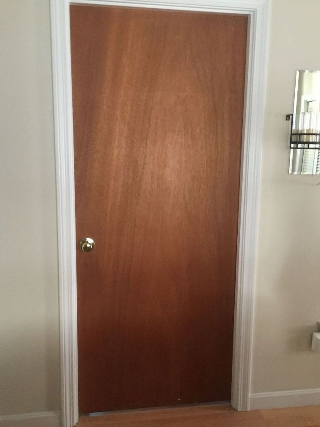 Wood Slab Door