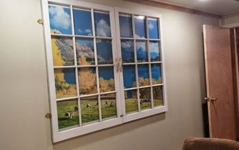 Making a Windowless Room Into a Room With a View