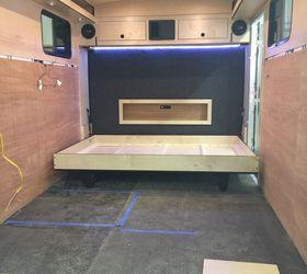 Cargo Trailer Camper Conversion | Hometalk