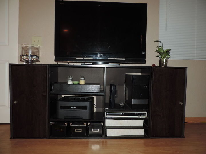 Q Sugestions Por This Tv Stand Paint Colors Painted Furniture Repurposing Upcycling