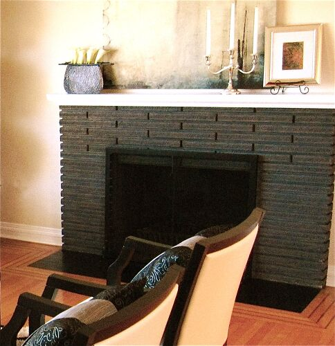 What To Do About Brick Fireplace
