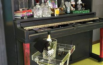 How To Make a Piano Bar #octfabflippincontest