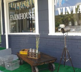 Openning Today New Vintage Shop San Antonio Tx, Home Decor, Lighting,  Painted Furniture
