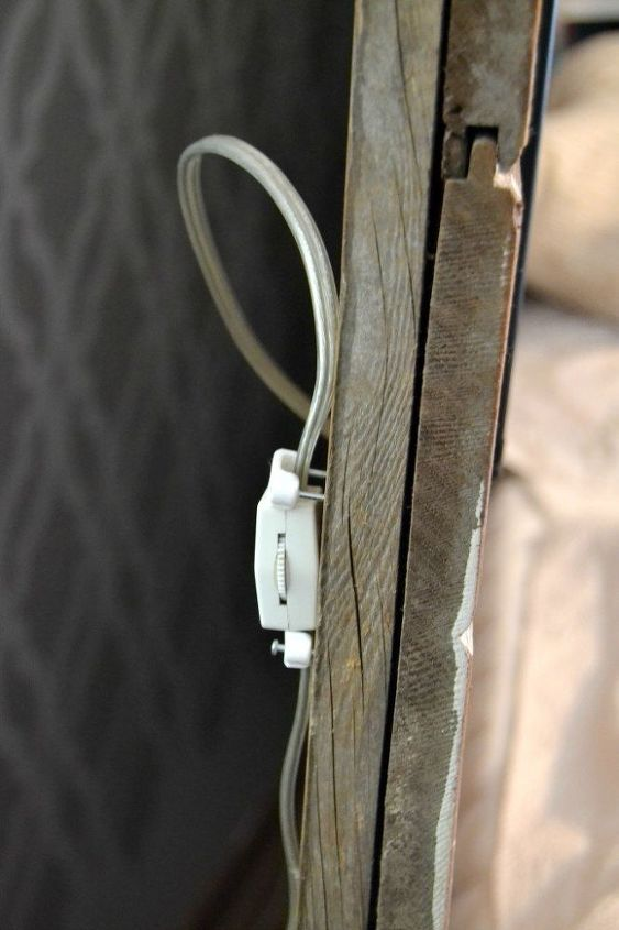 diy headboard sconces, bedroom ideas, diy, lighting, painted furniture, repurposing upcycling, woodworking projects