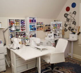Home Office Craft Room Ideas. Craft Room Clean Up Home Office, Rooms, Crafts
