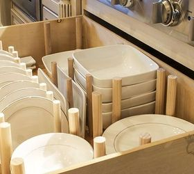 Superb How To Dish Drawer Organizer, How To, Kitchen Cabinets, Kitchen Design,  Organizing