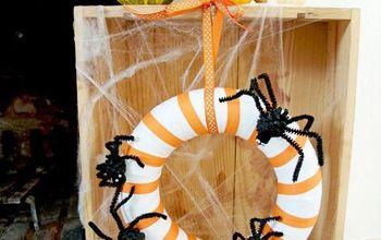Spooktacular Halloween Mantel
