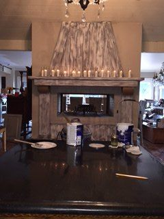 my husband made my dream fireplace come true, diy, fireplaces mantels, home improvement, living room ideas