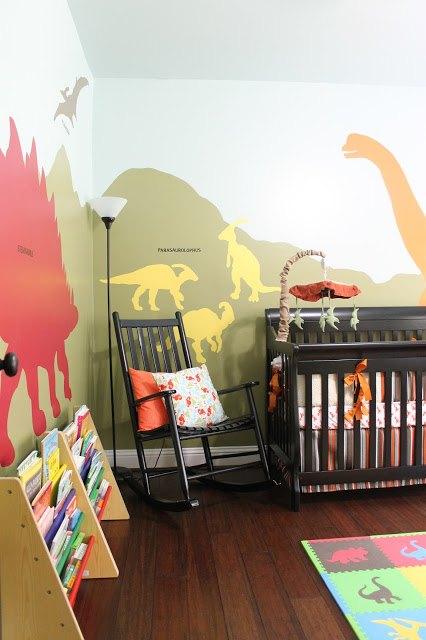 DIY Dinosaur-Themed Nursery | Hometalk
