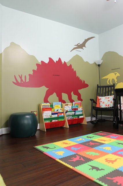 decor rooms kids inside designs kidkraft themes toddler throughout day kidzdens for bed boys ideas dinosaur theme room next bedroom