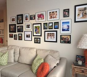 Exceptional Living Room Gallery Wall, Home Decor, Living Room Ideas, Wall Decor