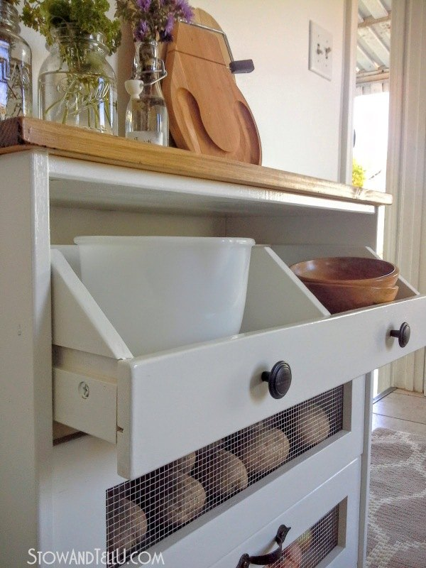 Potato Bin Ikea Hack Hometalk