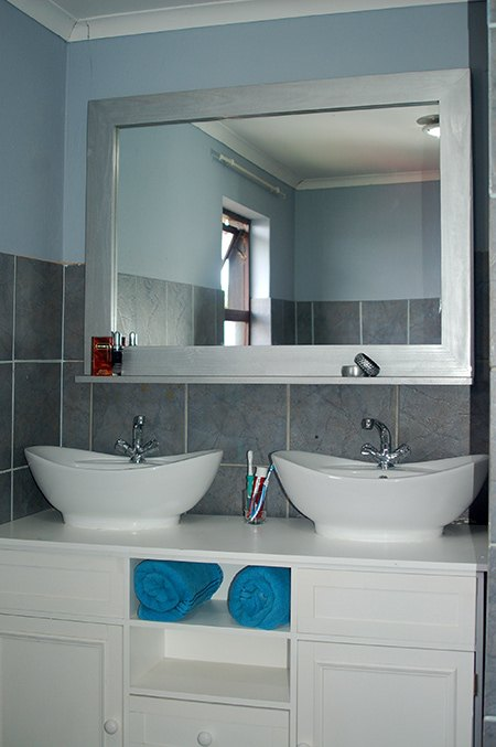 Make a decorative framed mirror hometalk for How to frame mirror in bathroom