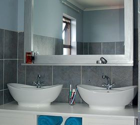 Beautiful Make A Decorative Framed Mirror, Bathroom Ideas, Diy, Home Decor, Wall Decor