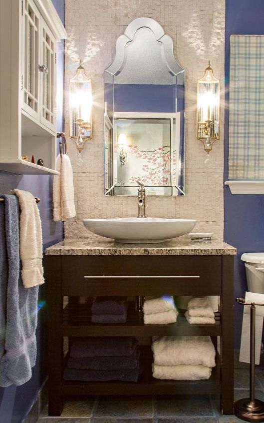 How To Renovate A Small Bathroom On A Budget Hometalk