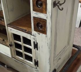 old door new life diy painted furniture repurposing upcycling woodworking projects & Old Door New Life | Hometalk