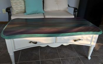 Just a Coffee Table?  No Way - This is Art. #SPiTchallenge