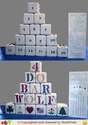 q looking for a copy of the wolf creek all season blocks instructions, crafts, These are the Wolf Creek All Season Blocks and Instructions Willing to buy the complete set Need a copy of the of the instructions Thanks