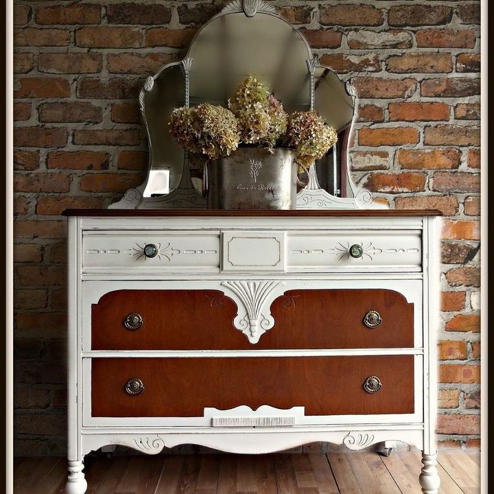 antiques chest of drawers