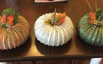My Dryer Vent Hose Pumpkins