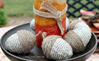 book print acorns diy, crafts, seasonal holiday decor