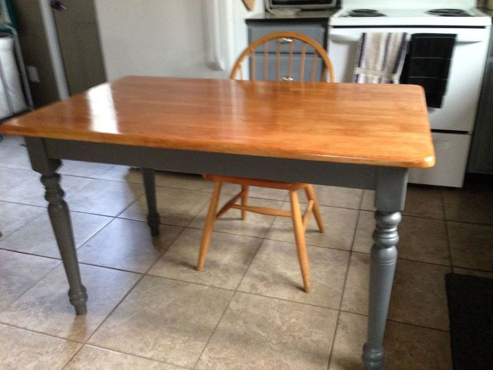 Kitchen Table Refinish Cabin kitchen table chairs refinish hometalk cabin kitchen table chairs refinish painted furniture woodworking projects workwithnaturefo