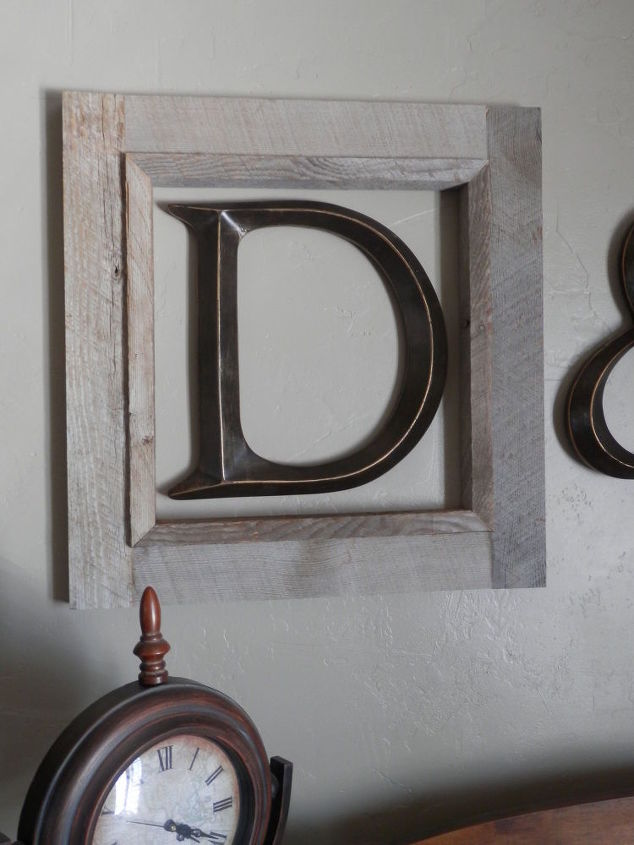 Wall Initial Frames - Reclaimed Lumber | Hometalk