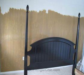 Good Warm And Rustic Pallet Wood Wall Diy, Bedroom Ideas, Diy, Home Decor,