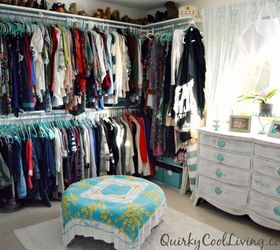 Before And After Spare Room Turned Closet On A Budget Hometalk