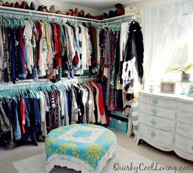 Before And After Spare Room Turned Closet On A Budget, Bedroom Ideas, Closet ,