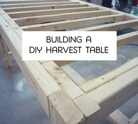 Incroyable How To Build A Diy Harvest Table, Diy, How To, Painted Furniture,