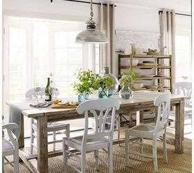 How To Build A Diy Harvest Table, Diy, How To, Painted Furniture,