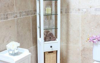 10 Tips for Organizing Open Bathroom Shelves
