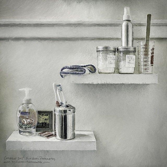 10 Tips for Organizing Open Bathroom Shelves | Hometalk