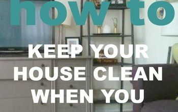 How to Keep Up With Housework When You Work Full-time