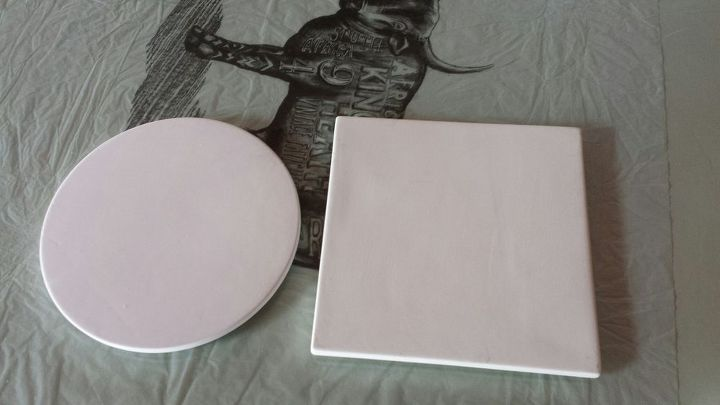 6 x 6 plain bisque tile from Bisque Imports