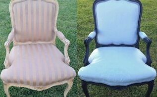 paint it take that old chair from drab to fab, chalk paint, painted furniture
