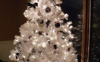 diy marbled christmas ornaments, christmas decorations, seasonal holiday decor