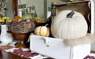 how to use thrift and yard sale finds in your decor, home decor, how to, repurposing upcycling