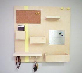 Incroyable Modern Wall Organizer DIY